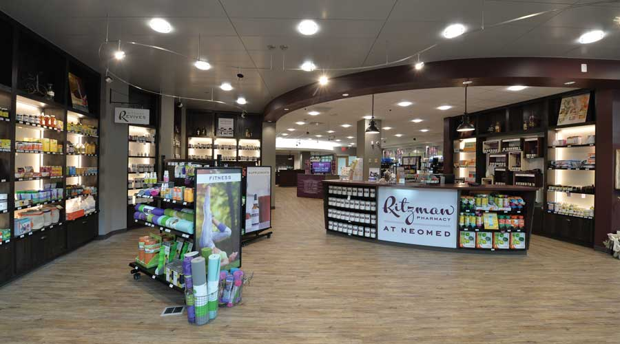 Pioneering Vintage Care: How Ritzman Pharmacy Created a Pharmacy of the Future by Elements magazine | pbahealth.com