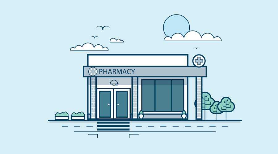 How to Make Your Pharmacy Storefront Stand Out by Elements magazine | pbahealth.com