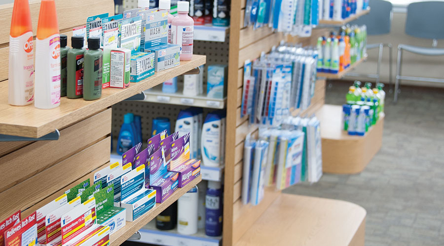 How to Make the Most of End Cap Displays by Elements magazine | pbahealth.com