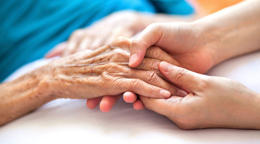 How to Help Caregivers During National Family Caregivers Month by Elements magazine | pbahealth.com