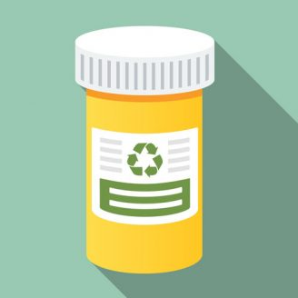 How One Pharmacy Is Using Biodegradable Vials to Go Green by Elements magazine | pbahealth.com