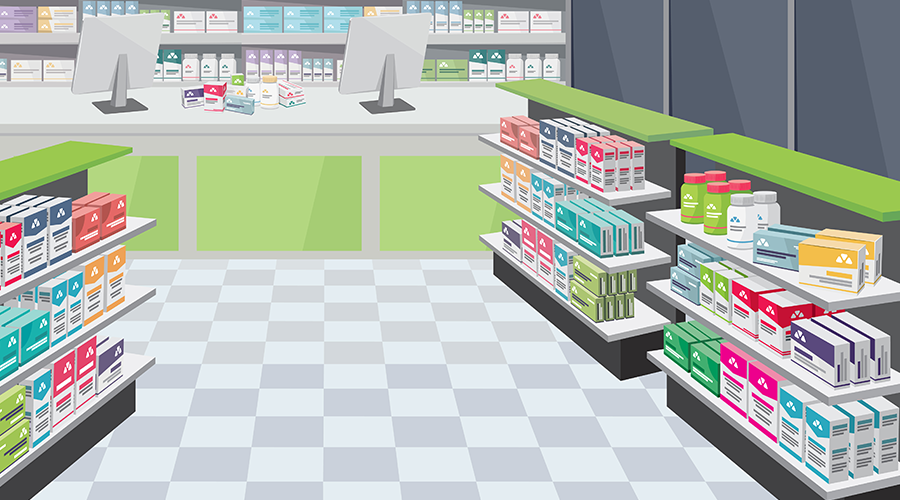 The Essential Guide to Retail Pharmacy Layouts by Elements magazine | pbahealth.com